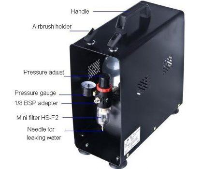 Vigiart AS189A Air Compressor details
