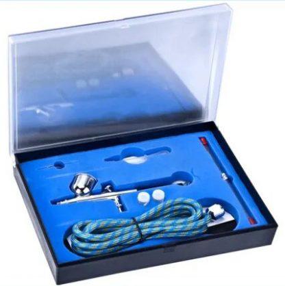 Vigiart HS-30K Dual Action Gravity Feed Airbrush Kit