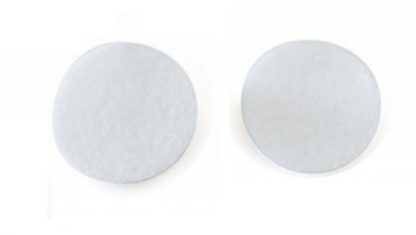 Vigiart Airbrush Cleaning Pot Filters Pack of 2