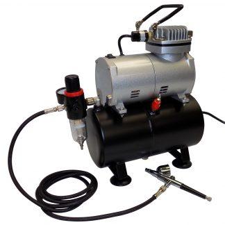 Vigiart AS186K Airbrush Compressor Kit