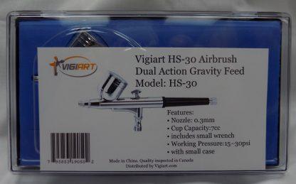 vigiart packaging HS-30