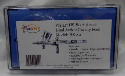 vigiart packaging HS-80